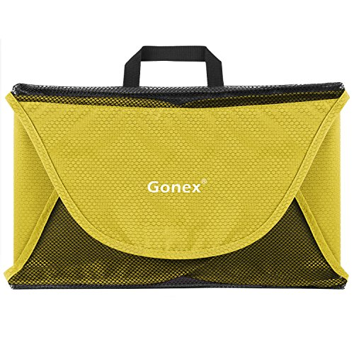 yellow garment bag - 2