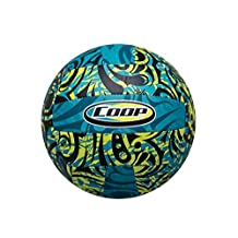 COOP Hydro Volleyball Waterproof Volleyball for Beach or Pools - Aqua