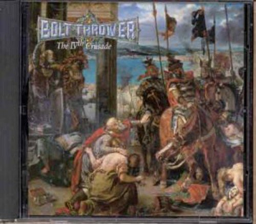 Top 8 recommendation bolt thrower cd 2019