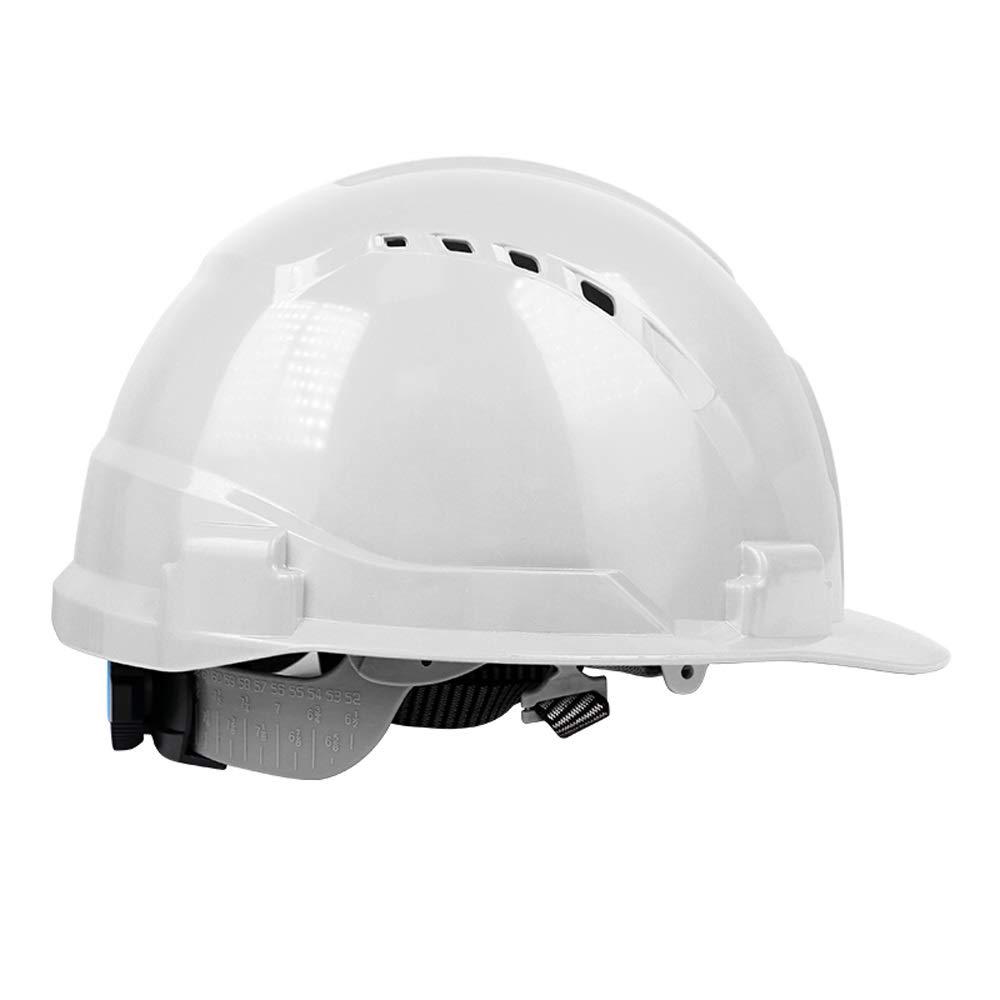Amazon com: Site helmet Safety helmet - reinforced ABS