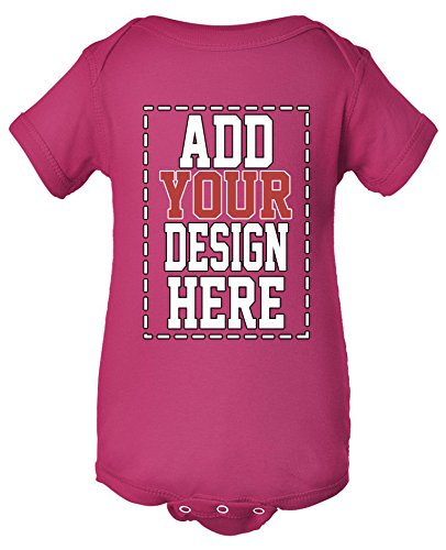 DESIGN YOUR OWN ONESIE - Custom Baby Onesies - Personalized Newborn - Clothing Uk Frame