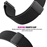 Oitom Watch bands Stailess Steel Milanese Magnetic