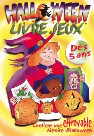 Halloween - livre jeux (96 pages) tx]()