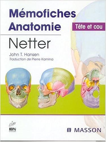 Mémofiches anatomie vétérinaire - Tête et cou (French Edition)