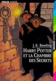 [Harry Potter] : [2] : Harry Potter et la chambre des secrets, Rowling, J.K.