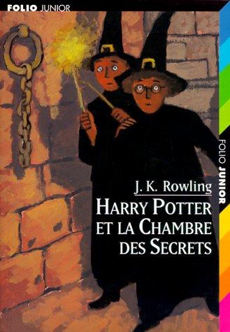 Harry Potter, tome 2 : Harry Potter et la Chambre des secrets Broché – mars 1999 Joanne K. Rowling Jean-Claude Götting Jean-François Ménard Gallimard Jeunesse