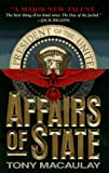 Affairs of State, Tony MacAulay, 0061009989