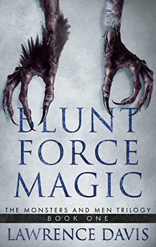 """A modern fantasy with a touch of noir, a dash of detective thriller, and a sprinkling of humor throughout. A really fun debut novel.""–Steve Jackson, New York Times bestselling author BLUNT FORCE MAGIC by Lawrence Davis"