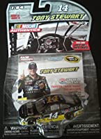 Tony Stewart #14 STP Code 3 Paint Scheme 1/64 Scale Diecast Lionel NASCAR Authentics With Sonoma Winners Card