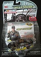 Tony Stewart #14 STP Code 3 Paint Scheme 1/64 Scale Diecast Lionel NASCAR Authentics With Sonoma Winners Card
