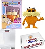 Funko Pop! Dr. Seuss The Lorax, Limited Edition Summer Convention Exclusive, Concierge Collectors Bundle