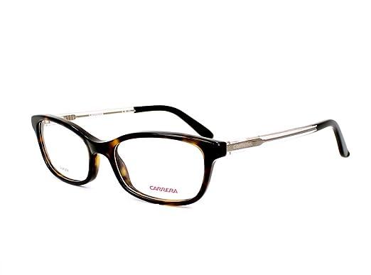 Amazon.com: Carrera 6647 Eyeglass Frames CA6647-0QK8-5017 - Dark ...