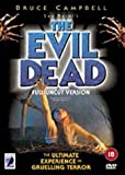 The Evil Dead--Full Uncut Version [1982] with Special Features [DVD]