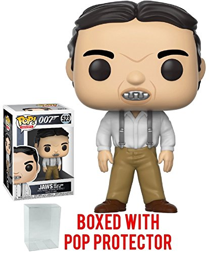 "Funko Pop! Movies: James Bond 007 - Jaws ""The Spy Who Loved"