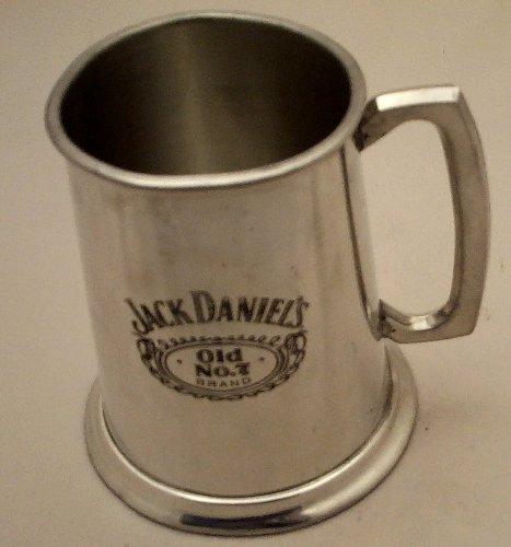 Jack Daniels- Pewter Tankard (Jack Daniels Stein compare prices)