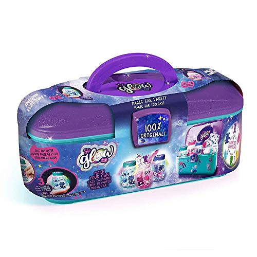 CANAL TOYS So Glow DIY Magic Jar Vanity Case -