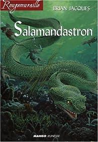 Rougemuraille, tome 8 : Salamandastron par Brian Jacques
