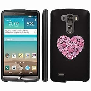 [ArmorXtreme] Designer Image Shell Cover Hard Case (Heart) for LG G3