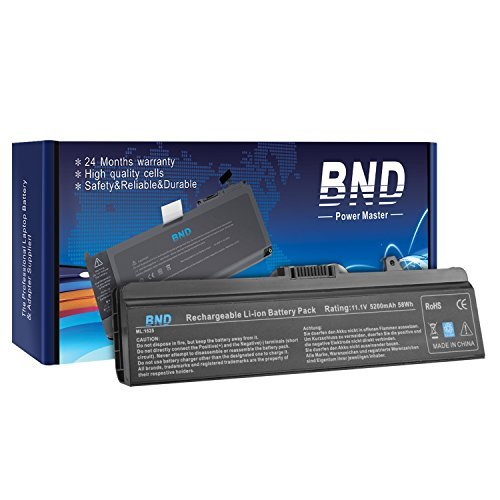 BND Laptop Battery [with Samsung Cells] for Dell Inspiron 1525 1526 1545 1546 PP29L PP41L Series Vostro 500, fits P/N X284G / M911 / M911G / GW240 / RN873 / K450N / GP952 / RU586 / C601H / 312-0844 (Laptop Battery Type X284g compare prices)