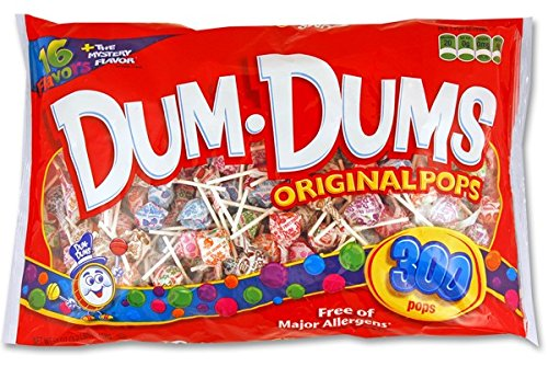 DUMS Lollipops Variety Flavor Count product image