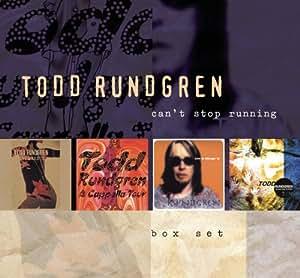 Todd Rundgren Can T Stop Running Amazon Com Music