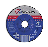 Continental Abrasives Cutting and Type 27 Grinding Wheels