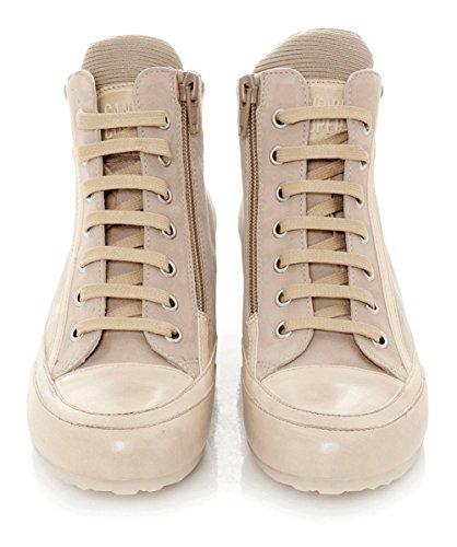 Candice Cooper Mujeres Rápido Zapatillas De Cuña De Guante Taupe Taupe