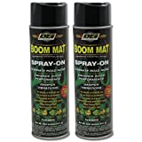 DEI Boom MAT Spray on for Sound Deadening 18 Oz (2 Pack)
