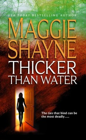 Thicker Than Water (Mordecai Young Series, Book 1)
