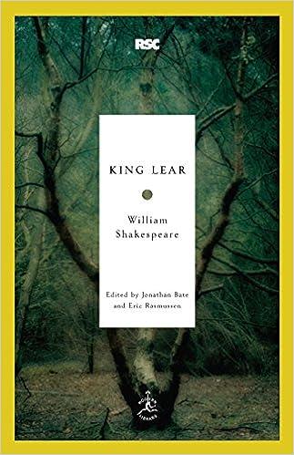 King Lear (Modern Library Classics)