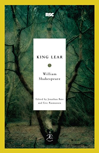 King Lear (Modern Library Classics)