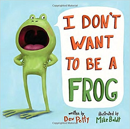 i don t want to be a frog 感想 dev petty 読書メーター