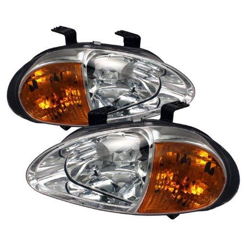 EL93-1P-AM-C Crystal Headlight (Spyder Compact)