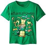 Nickelodeon Teenage Mutant Ninja Turtles Boys' Turtles T-Shirt