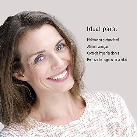 ZOWIX Crema Facial Antiarrugas para Piel Seca y Mixta. Crema Antiedad, Hidratante y Nutritiva con Acido Hialuronico. Mujer y hombre. Sin Parabenos. 50 ml