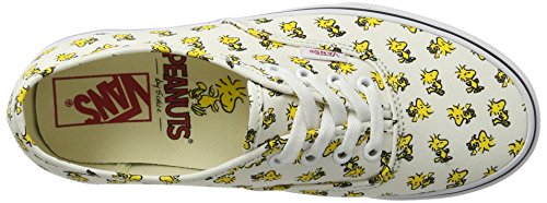 Vans Woodstock Bone Peanuts Authentic Bone Authentic Vans Peanuts Vans Woodstock AqwOp
