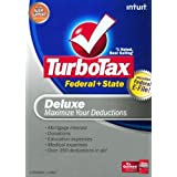 TurboTax 2008 Deluxe Federal + State + eFile