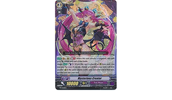 Amazon.com: Cardfight!! Vanguard - Mysterious Creator - PR ...
