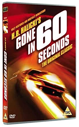 Gone in 60 Seconds [DVD]: Amazon.co.uk: H.B. Halicki, Marion Busia ...