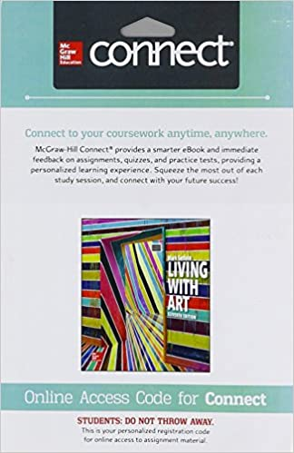 Connect access card for living with art mark getlein connect access card for living with art 11th edition fandeluxe Image collections