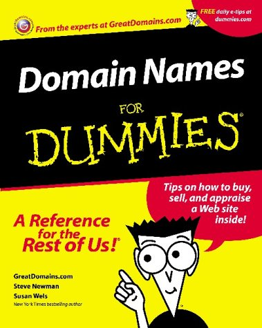 Domain Names For Dummies? (Best Domain Names For Sale)