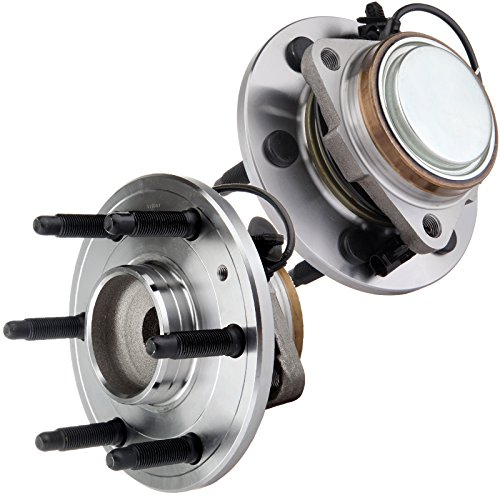 ECCPP New Front Wheel Hub Bearing Assembly Fits Chevrolet GMC Cadillac 2WD W/ABS (2007 Silverado Hub)