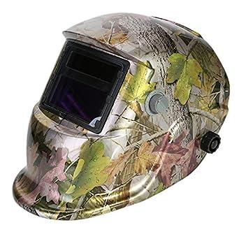 TKOOFN Pantalla de Soldar Máscara de Soldador Automática Fotosensible con Auto Oscurecimiento Casco para Soldaduras Protección Seguridad: Amazon.es: Amazon. ...