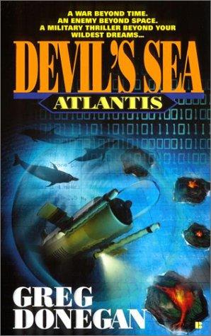book cover of Devil\'s Sea