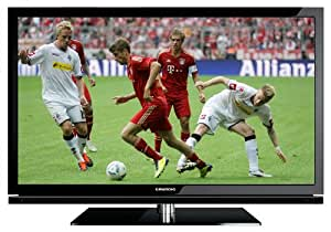 Grundig GBJ8940 - Televisión LED de 40 pulgadas Full HD (200 Hz)