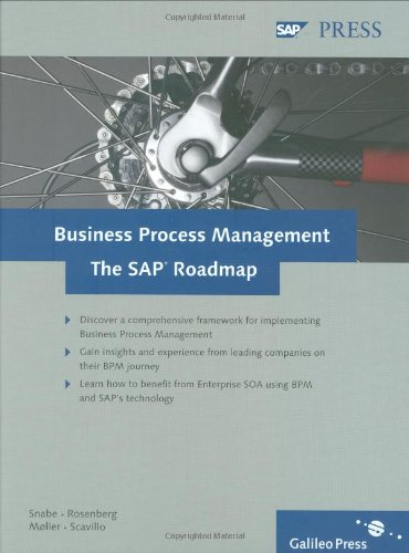 Business Process Management - the SAP Roadmap