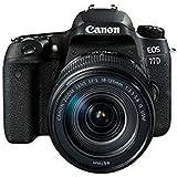 Canon/佳能 EOS 77D 套机 单反数码相机 (搭配镜头: EF-S 18-135mm IS STM) 附送Aisying单反包