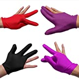 Billiards Glove Billiard Three Fingers Glove