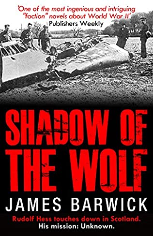 book cover of Shadow of the Wolf