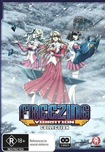 freezing vibration anime - 5